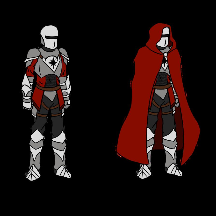 Crimson: Knight of the Prismatic Order by xxXZ-manXxx