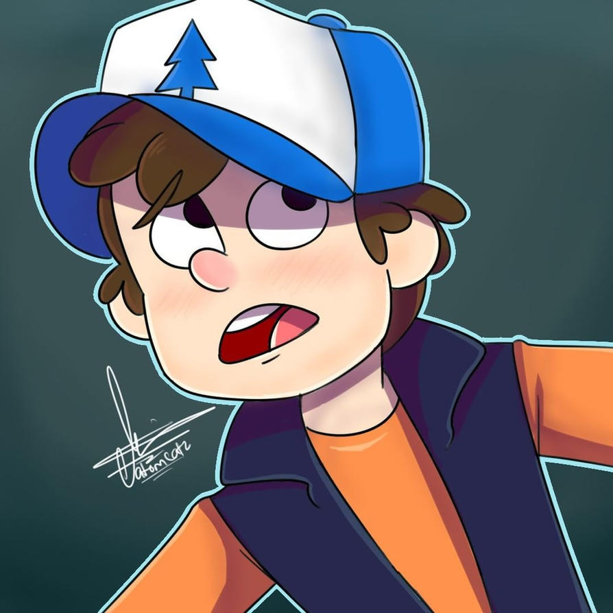 Dipper Pine by AtomTC