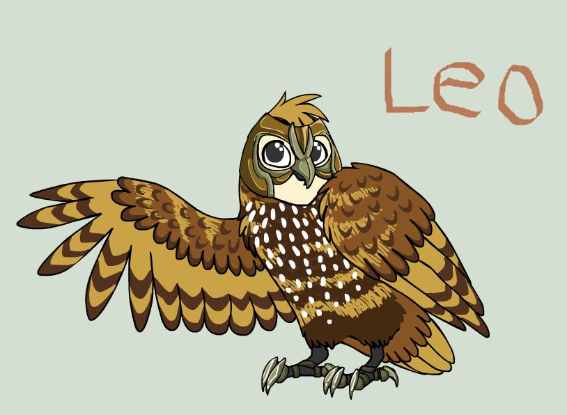 leo in battle armor by King-Coryn101