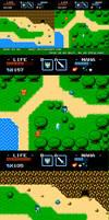 Zelda-like game