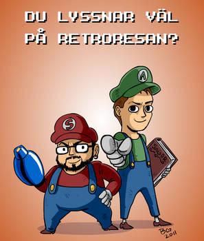 Sveriges Besta Retrospelspodcast