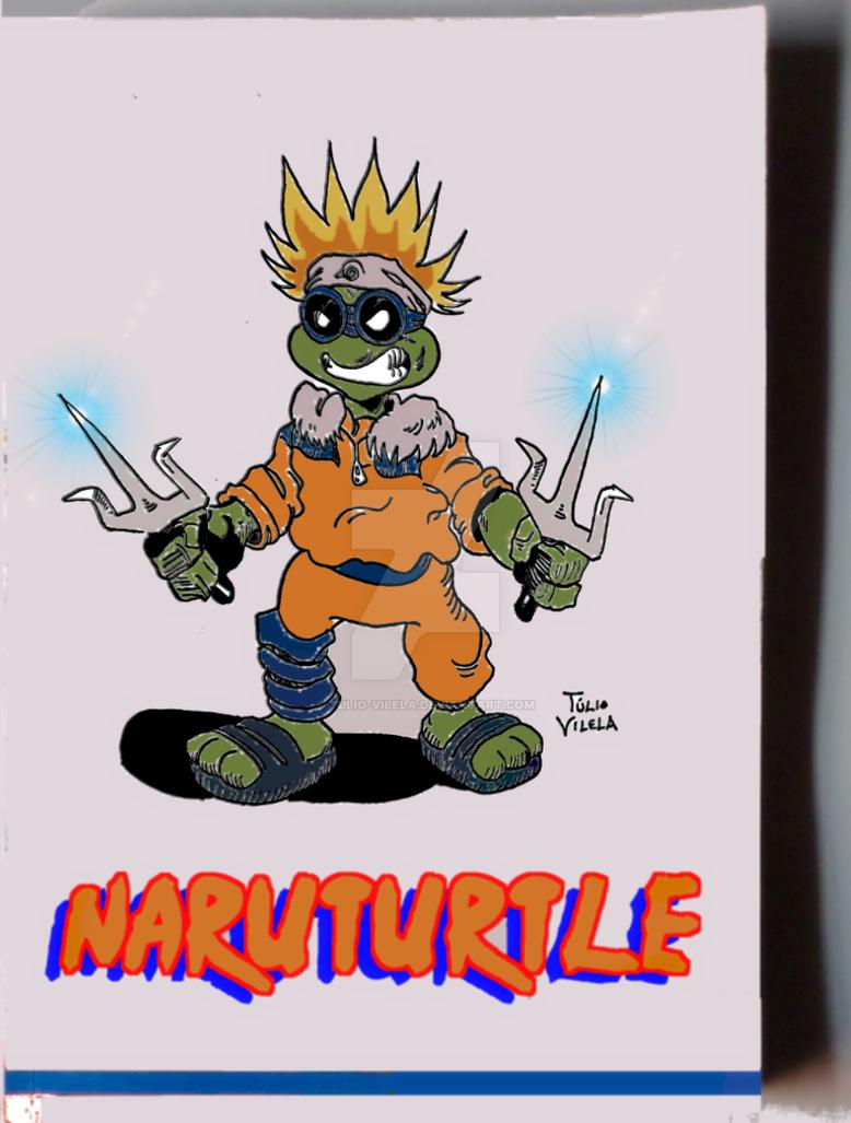 Naruturtle by Tulio-Vilela