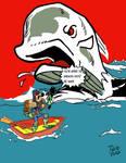 Dredd versus Whale