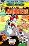 Legion Of Monsters: Ruby-Spears Version