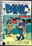 Panic Magazine Alternate Fake Cover: The Phansom