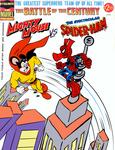 Mighty Mouse Versus Spider-Ham