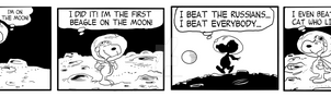 The Beagle on the Moon