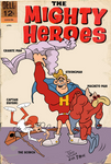 Strong Man vs some heroes from Super 6 by Tulio-Vilela
