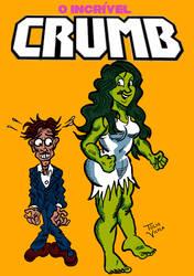 The Incredible Crumb and the Savage She-Hulk