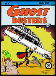 Captain Steel and the Ghost-Busters