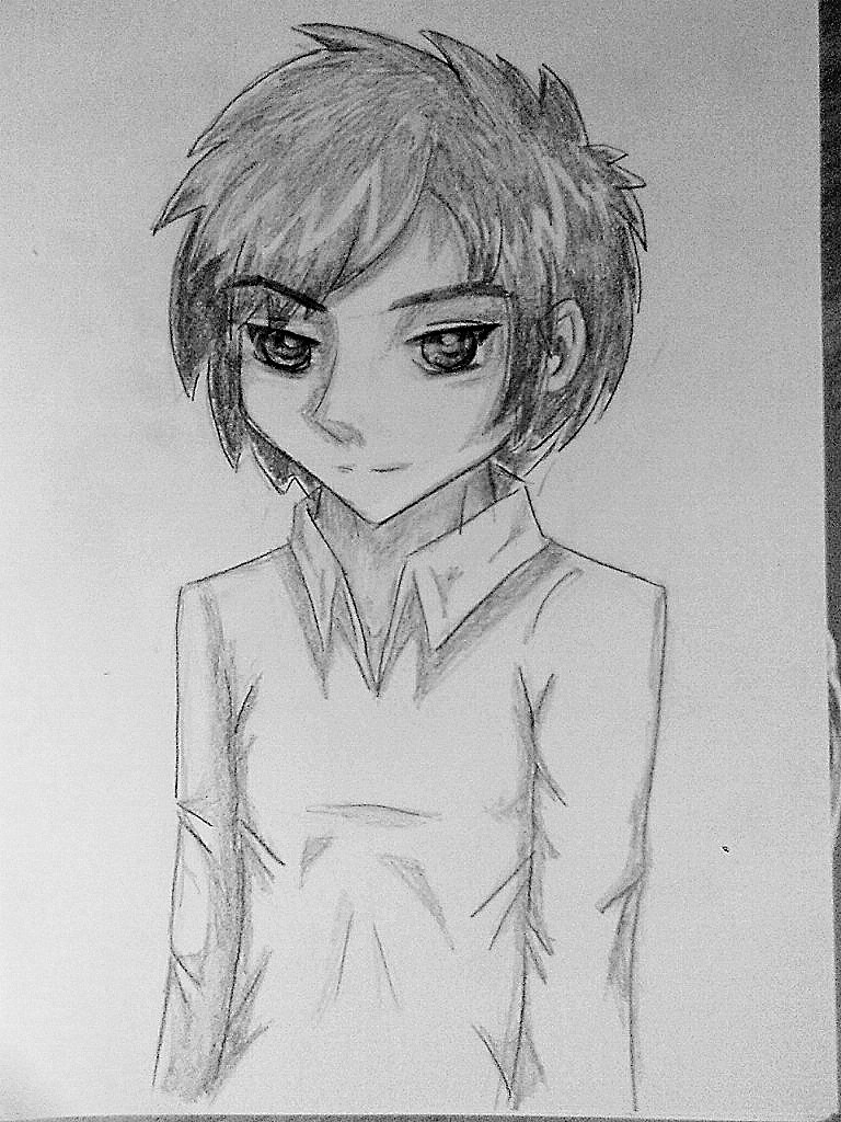 2020 Other Images Anime Drawings In Pencil Easy Boy