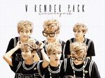 Pack PNG #41 V (BTS)