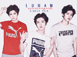 Pack PNG #128 Luhan