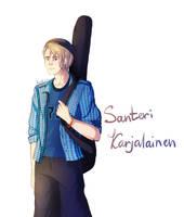 Santeri Karjalainen by RusEesti