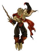Kain's Ascendancy by Rabban by legacyofkainclan