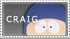 Craig Tucker Stamp by skyliines