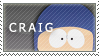 Craig Tucker Stamp by skyliines