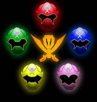 Gokaiger Ultimate Power by DrunkenShinigami