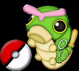 My First Pokemon by DrunkenShinigami