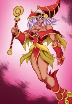 Dark Magician Girl Arcane-Version