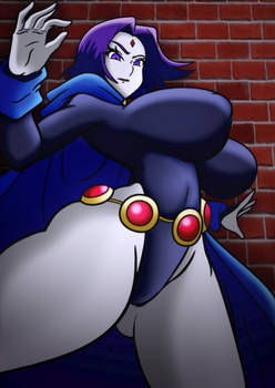 Raven-Teen Titans Go!