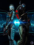 Shepard Commander We Are Here To Help
