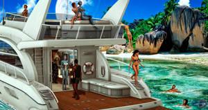 Cruise by BarbDBarb