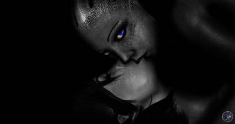 Dark Series - Liara and Femshep V
