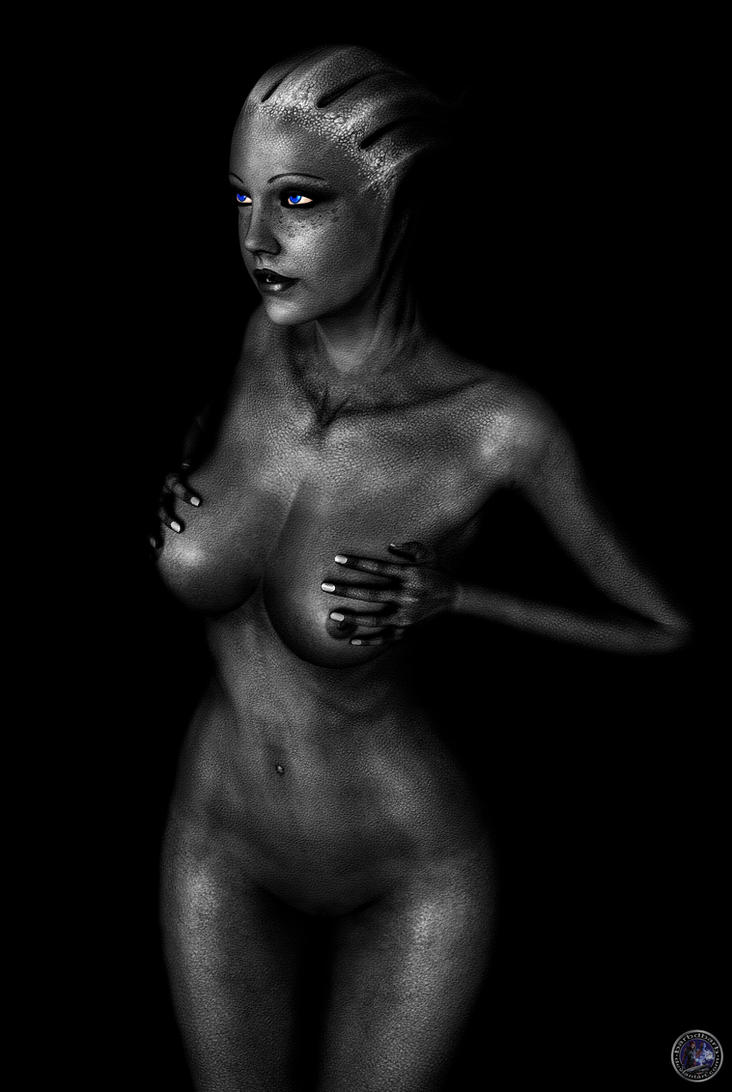 Dark Series - Liara V by BarbDBarb
