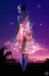 Magic Of Stars by BarbDBarb