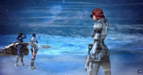 Uncharted Worlds II by BarbDBarb