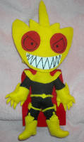 Lord Stingray Chibi Plush by DonutTyphoon