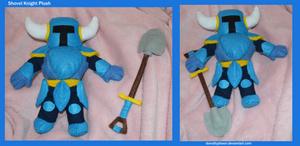 Shovel Knight Plush