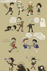 We Happy Few in a Don't Starve-esque style...?