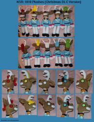 NSR: 1010 Plushes (Christmas DLC Version)