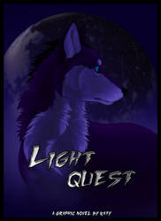 Light Quest Book 1 Cover by Katy500