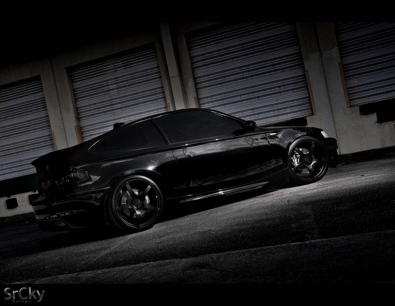 Honda CRX by SrCky