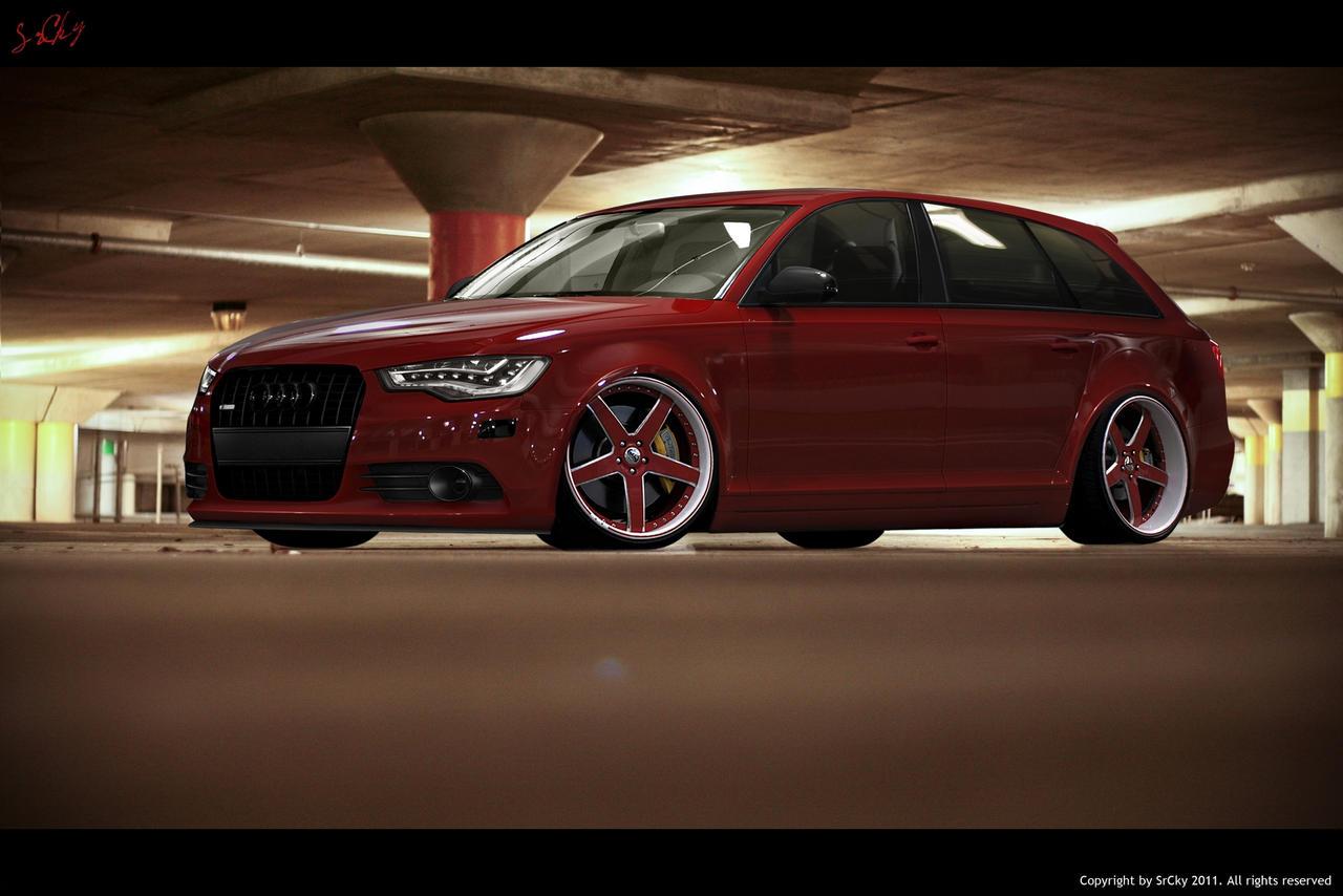 Audi A6 by SrCky
