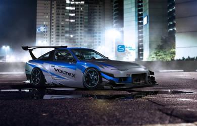 Nissan 240SX Body Kit