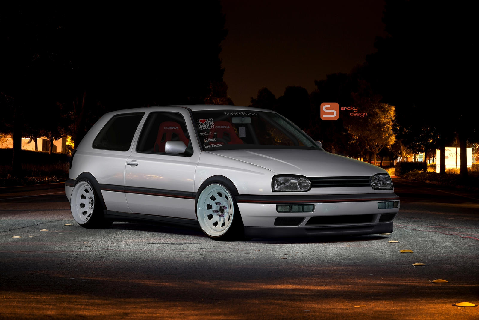 Vw Golf Mk3 By Srcky On Deviantart