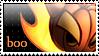 Halloween Stamp Alternate by ClaireJones
