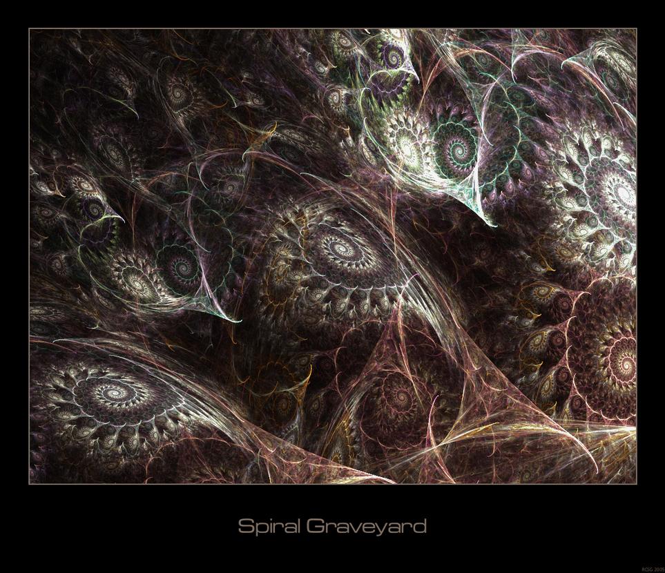 Spiral Graveyard by ClaireJones