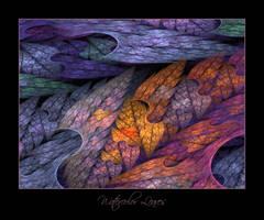 Watercolor Leaves by ClaireJones