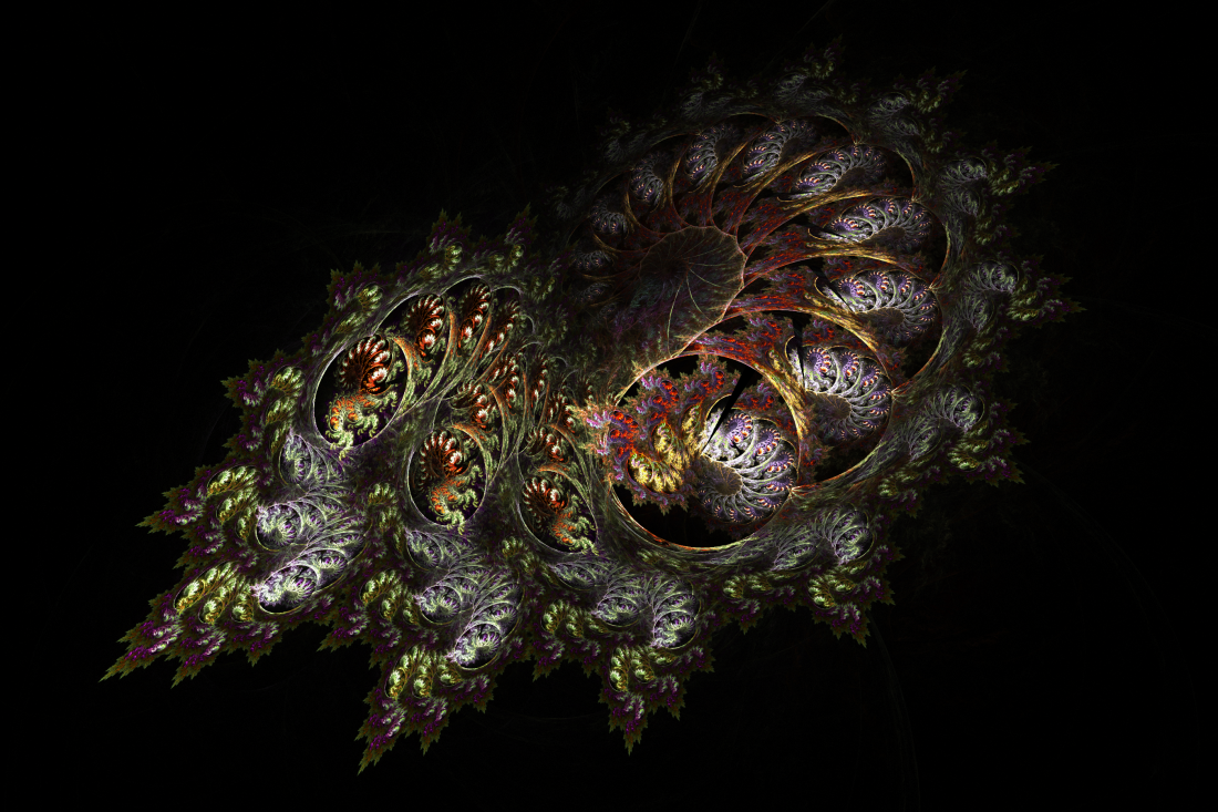 Organic Foliage pt. 2 by ClaireJones