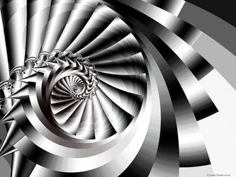 Spiral Staircase by ClaireJones