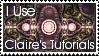 CJ Tutorials Stamp by ClaireJones