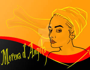 Morena d'Angola