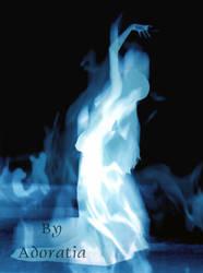 Blue Flame, Llama Azul