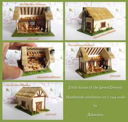 Little house of the Seven Dwarfs