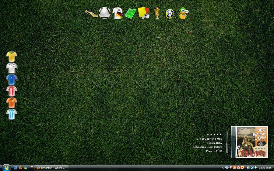 My Desktop - 2010.06.10